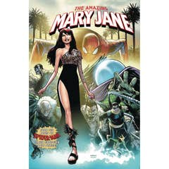 The Amazing Mary Jane: Down In Flames, Up In Smoke