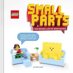LEGO (R) Small Parts: The Secret Life of Minifigures