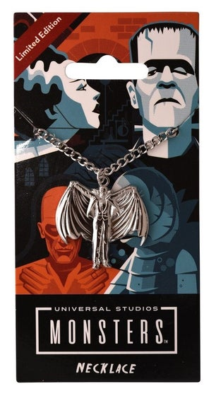 Limited Edition Dracula Necklace