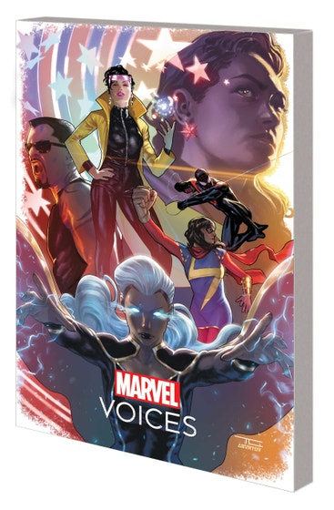 Marvel Voices Legacy