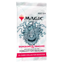 Adventures in the Forgotten Realms Collector Booster Pack