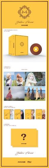 Yellow Flower Album