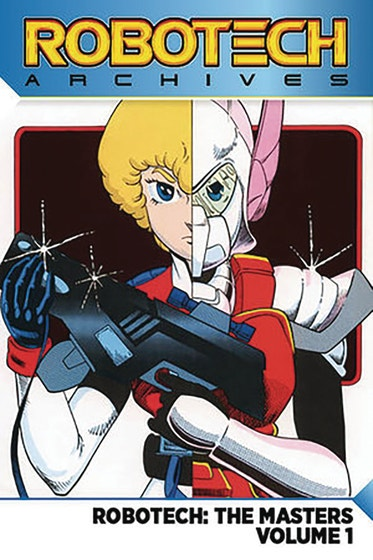 Robotech Archive the Masters