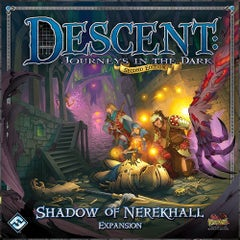 Descent: Journeys in the Dark (Second Edition) – Shadow of Nerekhall