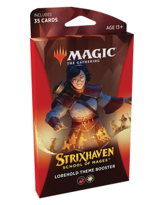 Strixhaven School of Mages Lorehold Theme Booster Pack