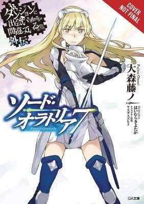 Is It Wrong to Try to Pick Up Girls in a Dungeon? Sword Oratoria, Vol. 7 (light novel)
