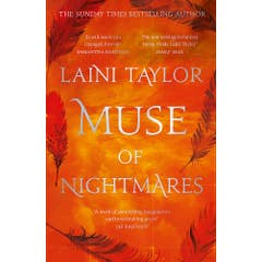 Muse of Nightmares: the magical sequel to Strange the Dreamer