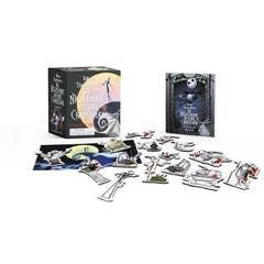 Tim Burton's The Nightmare Before Christmas Magnet Set