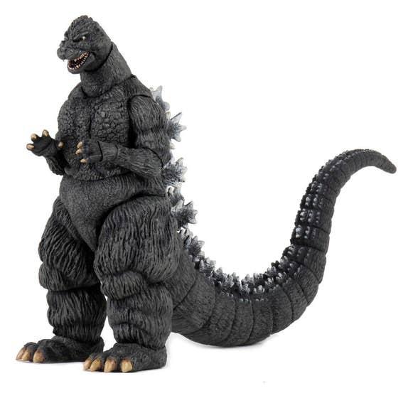 Godzilla 1989 Classic Godzilla 12in Head To Tail Af