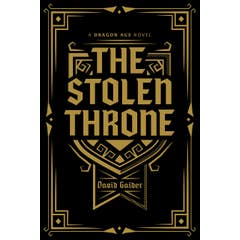 Dragon Age: The Stolen Throne Deluxe Edition: Deluxe Edition