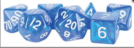 Stardust Poly Blue /Silver (7)