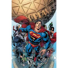 Superman Volume 3: The Truth Revealed: The President of Earth