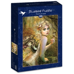 Touch of Gold Puzzle (1000)