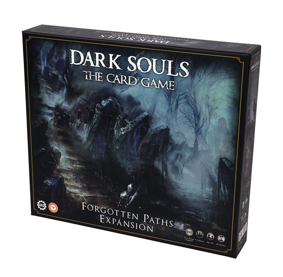 Dark Souls: The Card Game – Forgotten Paths Expansion