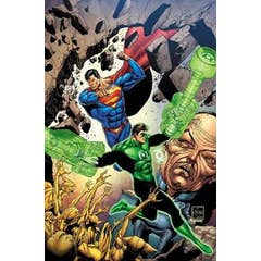 Hal Jordan and the Green Lantern Corps Volume 5: Twilight of the Guardians