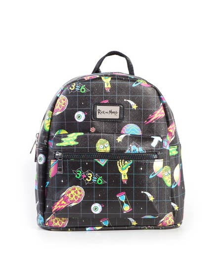 Sublimation Printed Backpack
