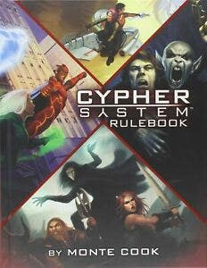 Cypher System 2nd Edition Rulebook