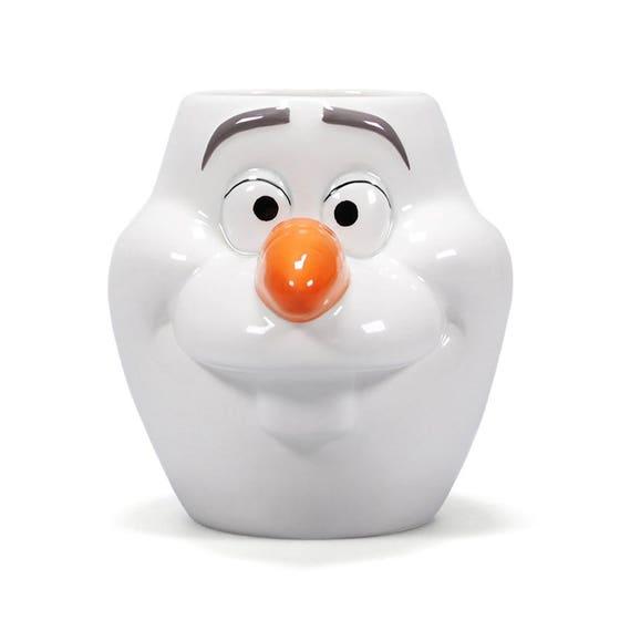 Olaf Shaped Mini Mug