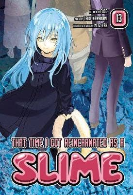 That Time I Got Reincarnated As A Slime 13