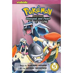 Pokemon Adventures: Diamond and Pearl/Platinum, Vol. 5