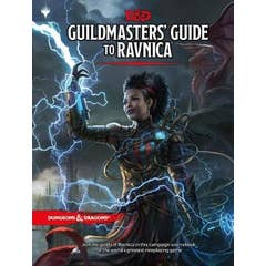 Dungeons & Dragons Guildmasters' Guide to Ravnica
