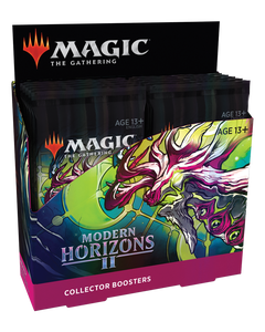 Modern Horizons 2 Collector's Booster Display Box