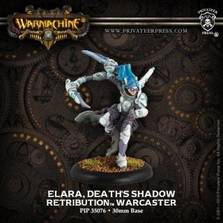 Elara, Death`s Shadow