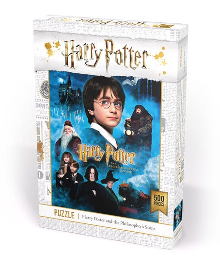 Harry Potter and the Philosopher's Stone Puzzle (500)