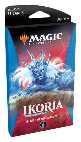 Ikoria Lair of Behemoths Blue Theme Booster Pack