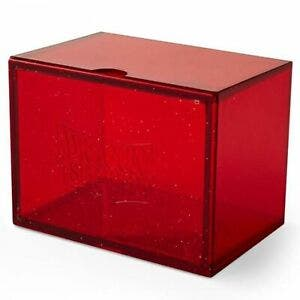 Ruby Dragon Shield Strongbox