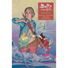 Buffy Season Ten Vol. 1: New Rules