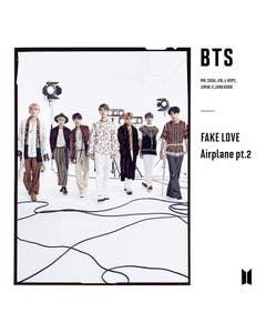 Fake Love, Airplane Part 2 C Version Album