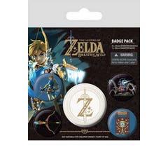 Z Emblem Badgepack