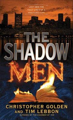 The Shadow Men: A Novel