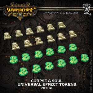 Universal Corpse and Soul Tokens