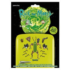 Weaponize the Pickle Magnet Set