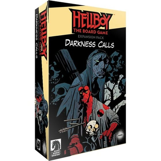 Hellboy: The Board Game – Darkness Calls