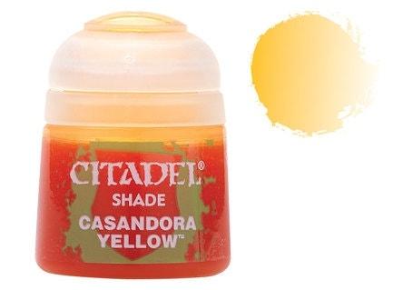 Casandora Yellow Shade Paint