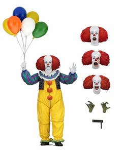 Pennywise Ultimate Action Figure 18 cm
