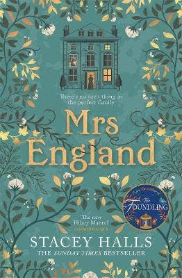Mrs England: The captivating new Sunday Times bestseller from the author of The Familiars and The Foundling HC