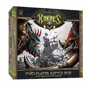 Two Player Battlebox (Trollbloods vs Skorne)