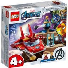 Iron Man mot Thanos