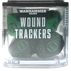 Wound Trackers Dice Set