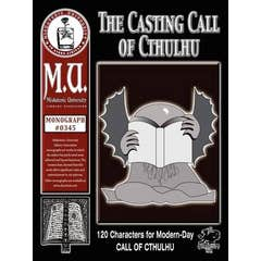 Casting Call of Cthulhu