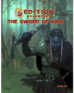 5th Edition Adventure: The Sword of Rami