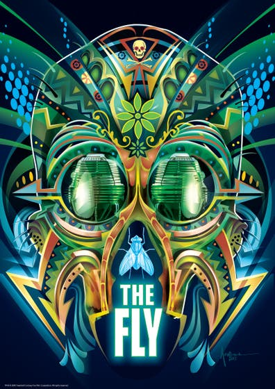 Fly Limited Edition Art Print