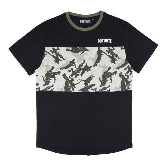 Fortnite Black Kid's T-Shirt (16 Years)