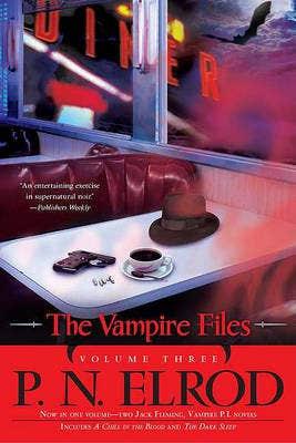 The Vampire Files, Volume Three