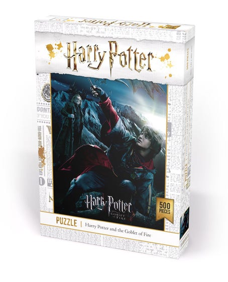Harry Potter and the Goblet of Fire Puzzle (500)