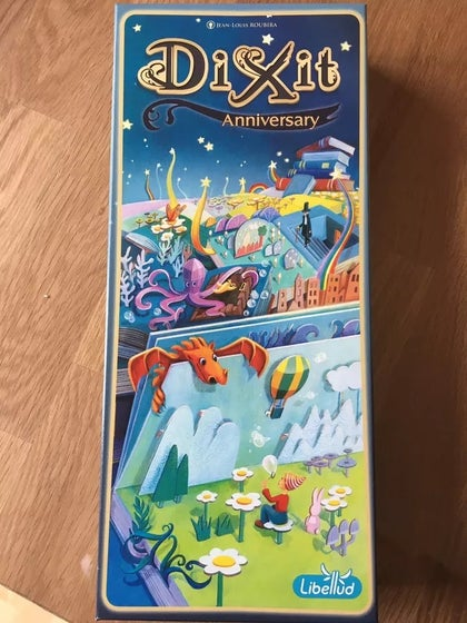 Dixit 9: Anniversary Expansion
